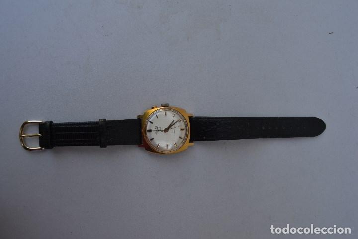 Vintage: RARO RELOJ VULCAIN CRICKET CON ALARMA - Foto 8 - 219198540