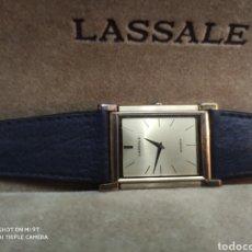 Vintage: RELOJ LASSALE. Lote 219376963