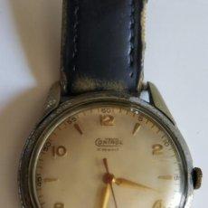 Vintage: RELOJ AUTOMATICO CONTROL 17 JEWELS. FUNCIONA. Lote 220935230