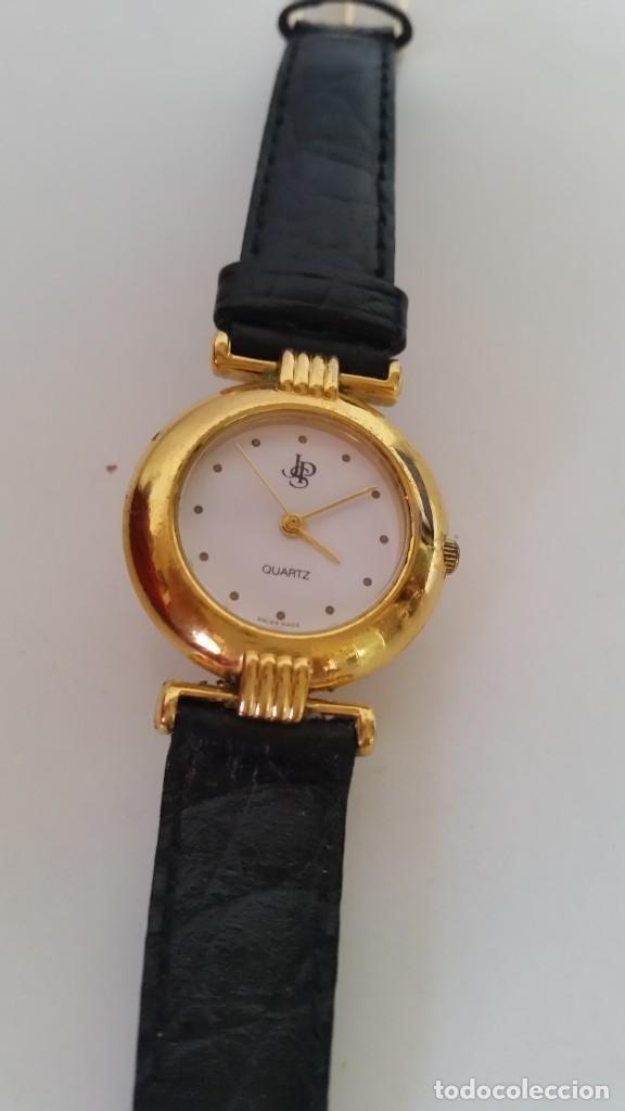 RELOG DE SENORA ,J,S,PQUARZ,WATERRESISTANTE 30M.MADE SUIZE7809.FONCIONA (Relojes - Relojes Vintage )