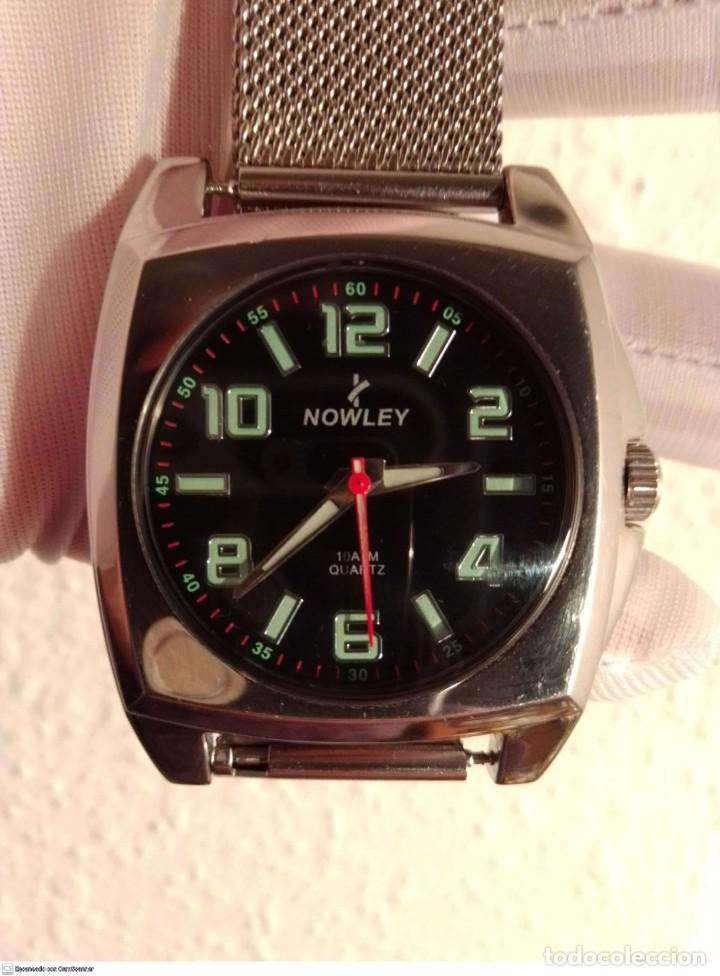 NOWLEY RELOJ PULSERA UNISEX (Relojes - Relojes Vintage )