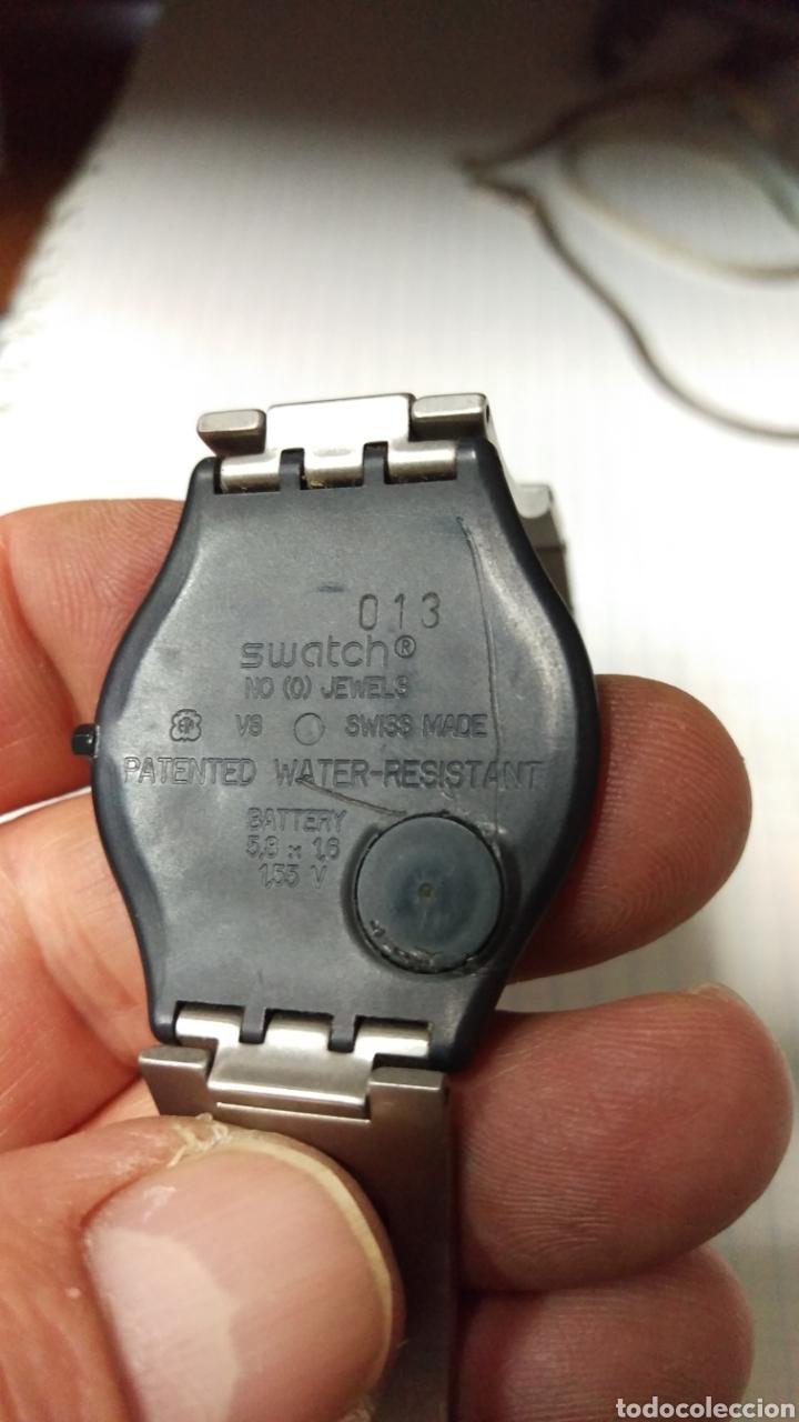 Vintage: RELOJ SWATCH AG 1999 EXTRA PLANO. - Foto 3 - 221645340