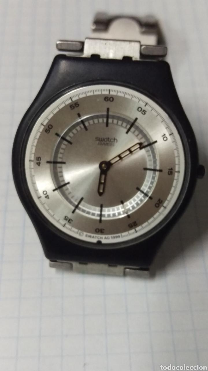 RELOJ SWATCH AG 1999 EXTRA PLANO. (Relojes - Relojes Vintage )