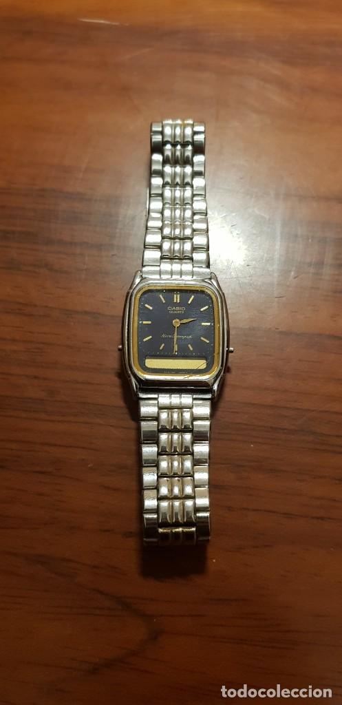 RELOJ CASIO AQ-718. VINTAGE (Relojes - Relojes Vintage )
