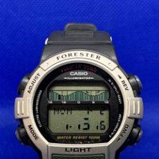 Vintage: RELOJ CASIO MAREAS FT-200 NUEVO CON DEFECTO. Lote 221656268