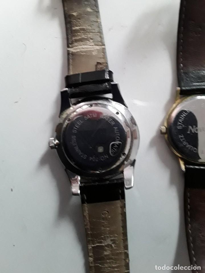 Vintage: Dos relojes, uno Patek Philippe Geneve (copia) y el otro Novestel Quartz. Para restaurar - Foto 7 - 221657490