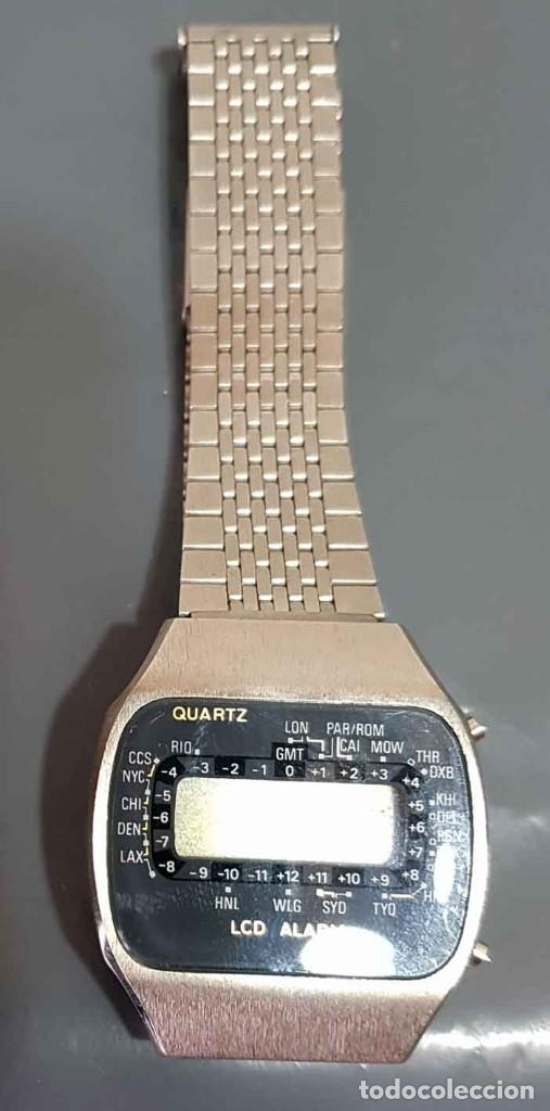 Vintage: Reloj digital, Vintage. NOS - Foto 2 - 221658178