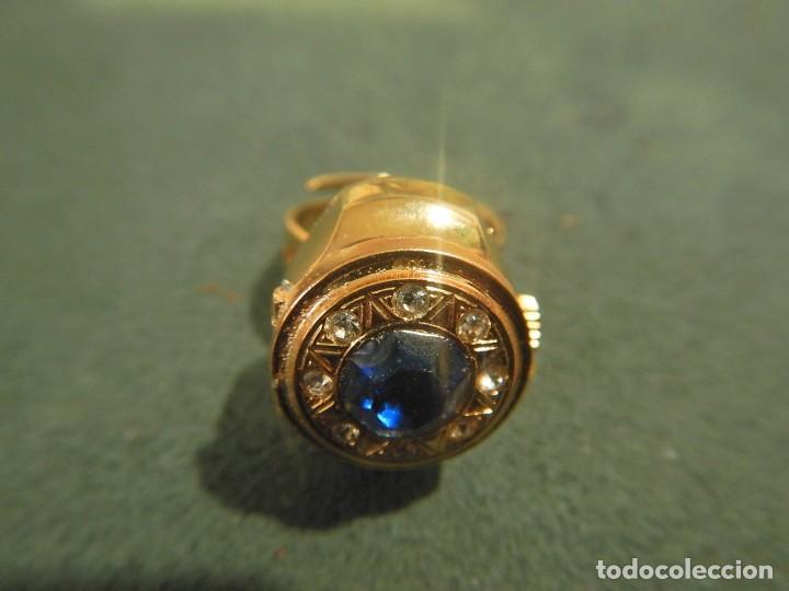 Vintage: Reloj anillo wilson - Foto 5 - 221658762