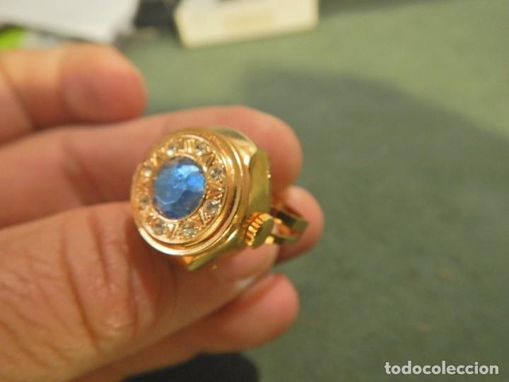 Vintage: Reloj anillo wilson - Foto 2 - 221658762