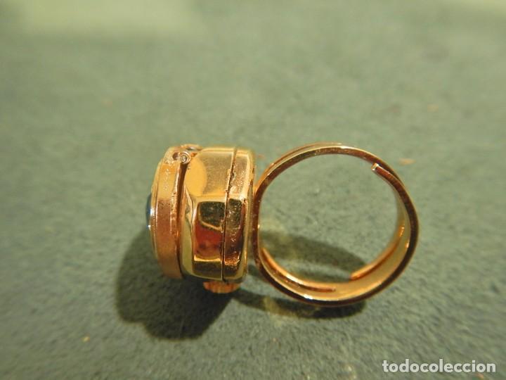 Vintage: Reloj anillo wilson - Foto 3 - 221658762