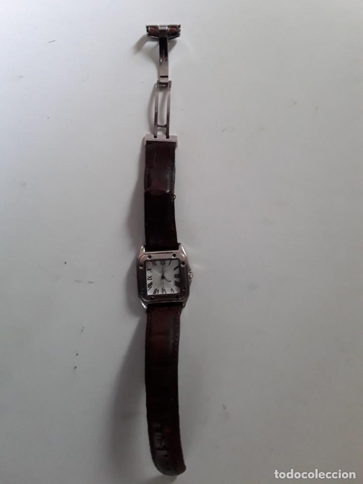 RELOJ DUMONT QUARTZ. FUNCIONA (Relojes - Relojes Vintage )