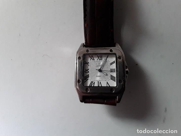 Vintage: Reloj Dumont Quartz. Funciona - Foto 5 - 221661568
