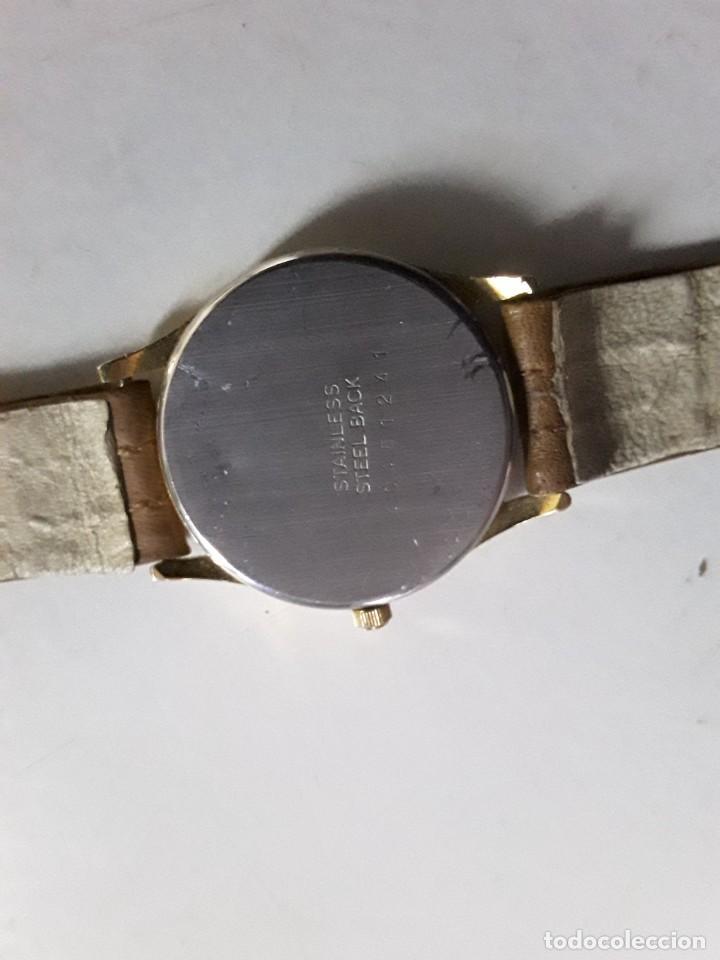 Vintage: Reloj comercial Hoteles Meliá, numerado, maquinaria japonesa Miyota. Funciona. De cuarzo - Foto 3 - 221662570