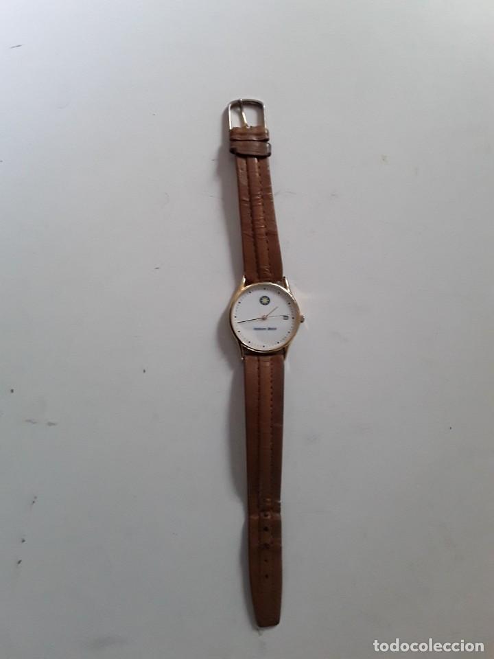 Vintage: Reloj comercial Hoteles Meliá, numerado, maquinaria japonesa Miyota. Funciona. De cuarzo - Foto 5 - 221662570