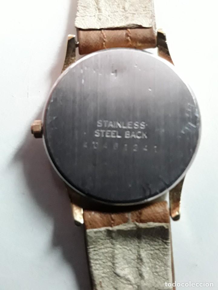 Vintage: Reloj comercial Hoteles Meliá, numerado, maquinaria japonesa Miyota. Funciona. De cuarzo - Foto 6 - 221662570