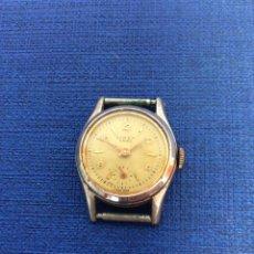 Vintage: RELOJ LINDA 5 RUBIS DIÁMETRO 22 DESCONOZCO SI FUNCIONA. Lote 251019750