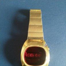 Vintage: RELOJ LED AVERIADO. Lote 222452478