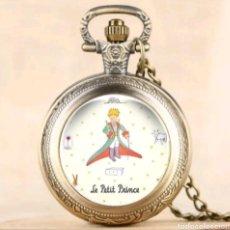Vintage: RELOJ DE BOLSILLO, COLGANTE, EL PRINCIPITO. LE PETIT PRINCE. Lote 251434345
