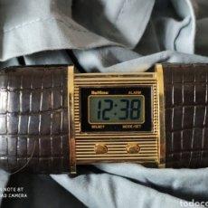 Vintage: ANTIGUO MINI RELOJ DESPERTADOR DE VIAJE BELTIME. Lote 223457363
