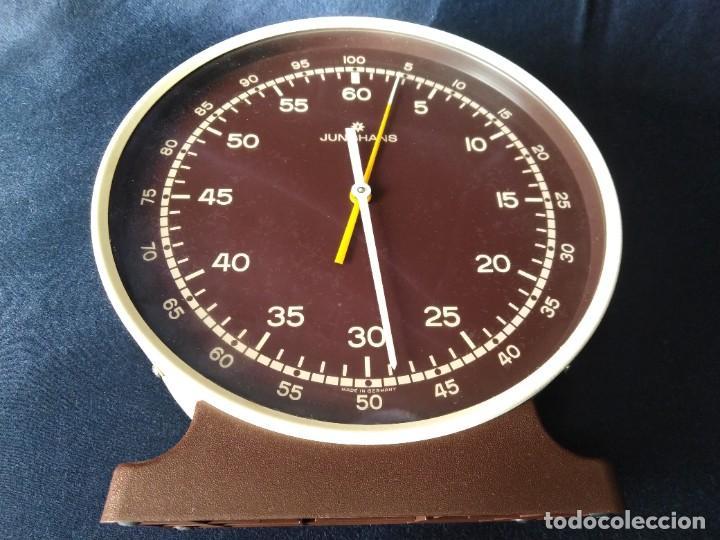 Vintage: Cronómetro antiguo Junghans - Foto 3 - 225893480