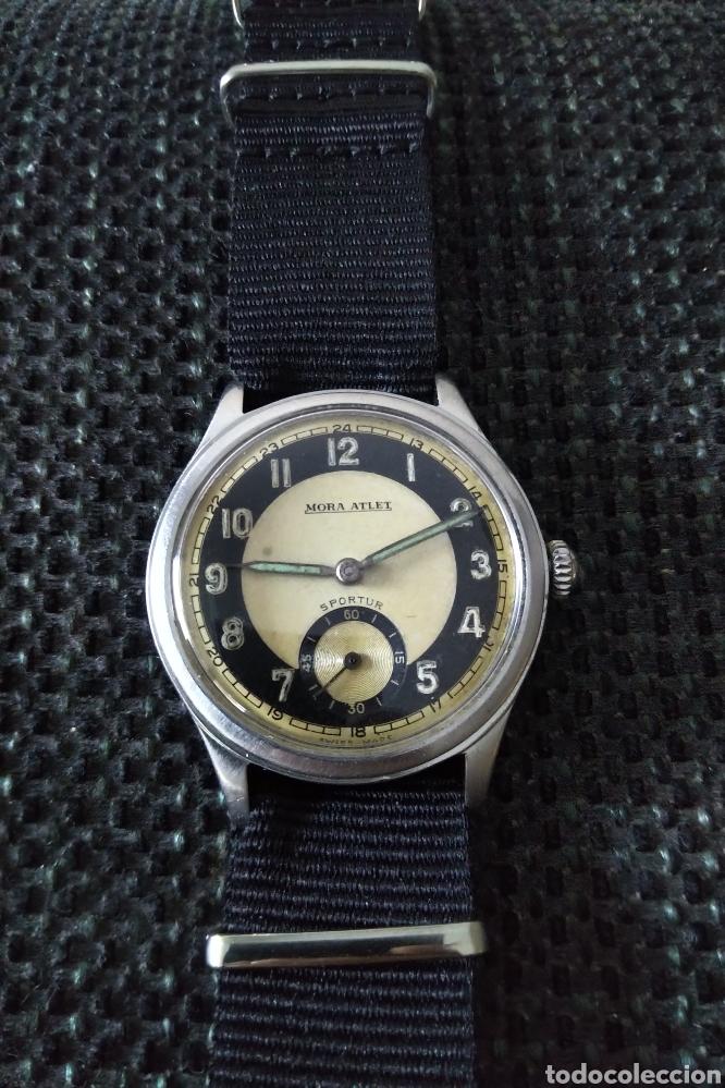 MORA ATLET (Relojes - Relojes Vintage )