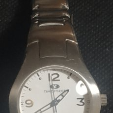 Vintage: RELOJ TIMEFORCE DE ACERO. Lote 226835260