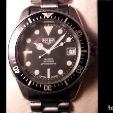 Vintage: HEUER RELOJ DE INMERSIÓN 200 M PROFESSIONAL 980-013 PRINCIPIOS 80S. Lote 228026715