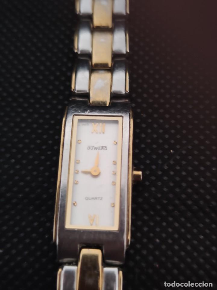 Vintage: PRECIOSO RELOJ DUWARD DE SEÑORA, 21056, FUNCIONA PERFECTAMENTE - Foto 2 - 229168760