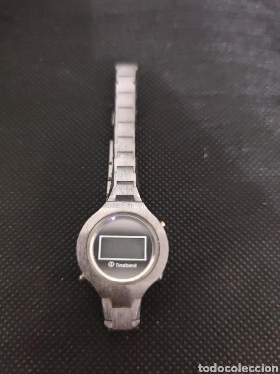 Vintage: RELOJ TIMEBAND LED, AÑOS 70, DE SEÑORA ,FUNCIONA PERFECTAMENTE. - Foto 3 - 229449055