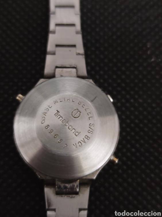 Vintage: RELOJ TIMEBAND LED, AÑOS 70, DE SEÑORA ,FUNCIONA PERFECTAMENTE. - Foto 6 - 229449055