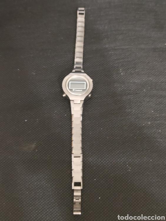 PRECIOSO RELOJ VINTAGE LED , TIMEBAND, FUNCIONA PERFECTAMENTE. (Relojes - Relojes Vintage )