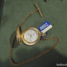 Vintage: RELOJ DE BOLSILLO ABAZ. Lote 229810730