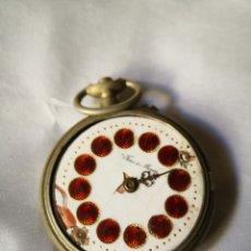 Vintage: RELOJ TIME IS MONY VINTAGE ANTIGUO DESCONOZCO SI TIENE ARREGLO. Lote 231562545