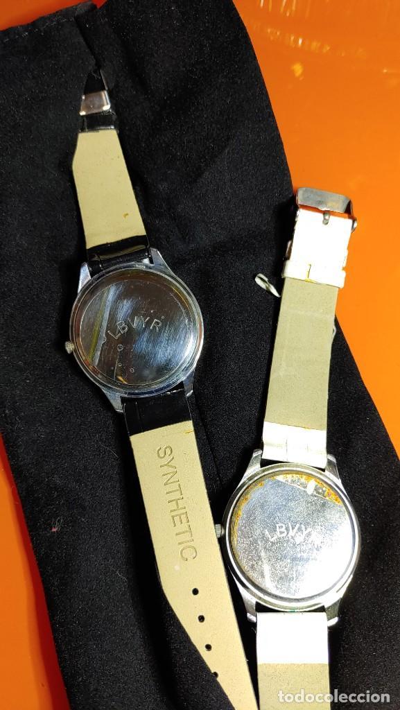 Vintage: Pareja de relojes LBVYR - Foto 8 - 232000430
