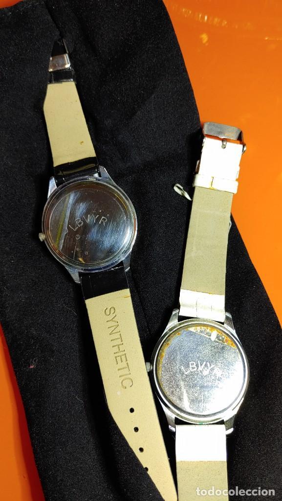 Vintage: Pareja de relojes LBVYR - Foto 9 - 232000430