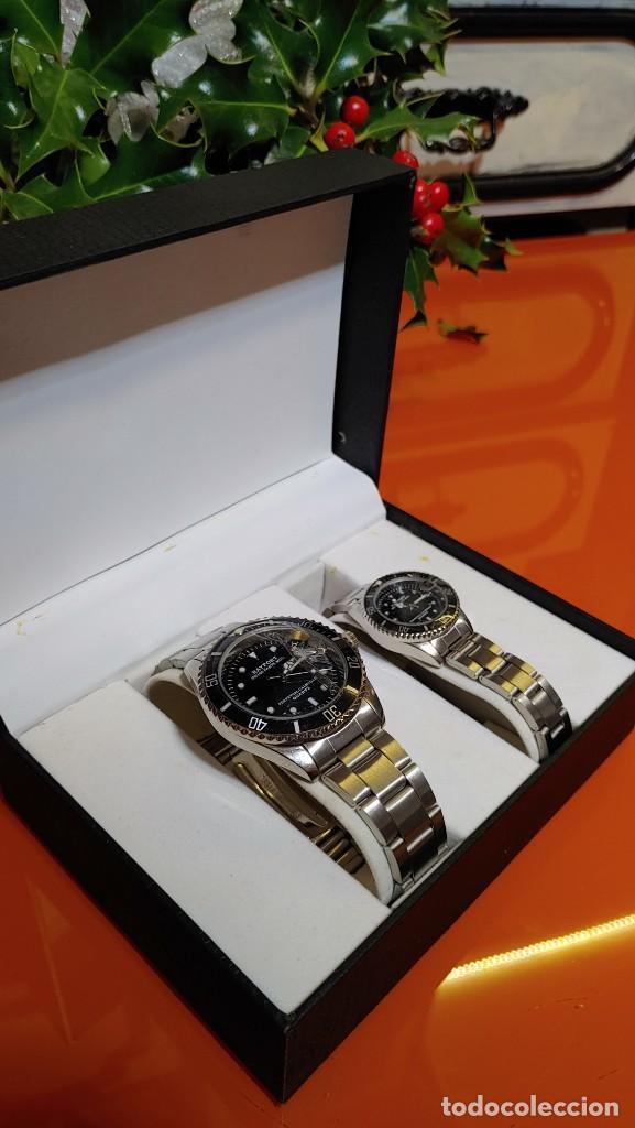Vintage: 2 Relojes de pulsera VINTAGE - Foto 10 - 232002405