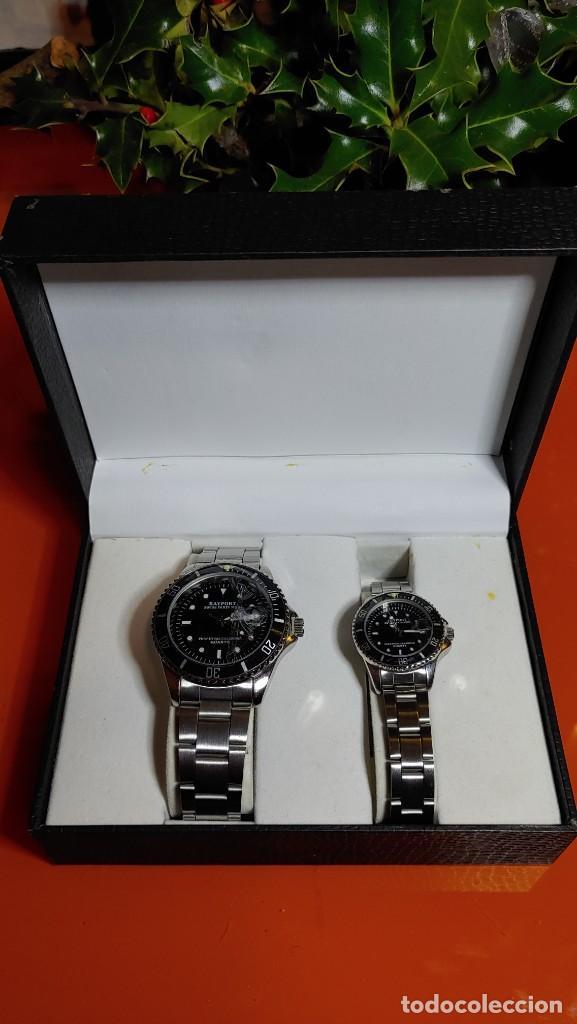 Vintage: 2 Relojes de pulsera VINTAGE - Foto 2 - 232002405