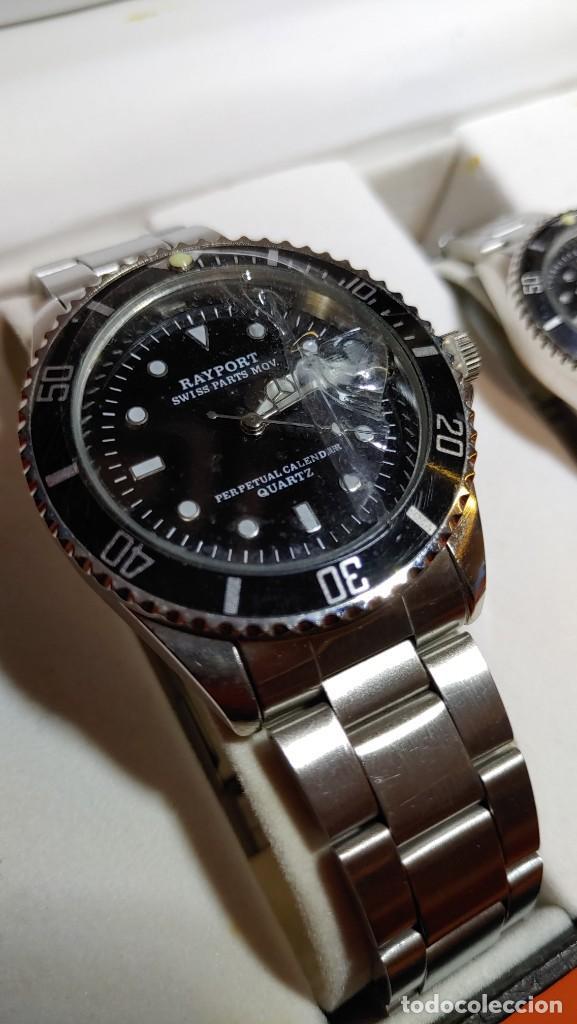 Vintage: 2 Relojes de pulsera VINTAGE - Foto 4 - 232002405