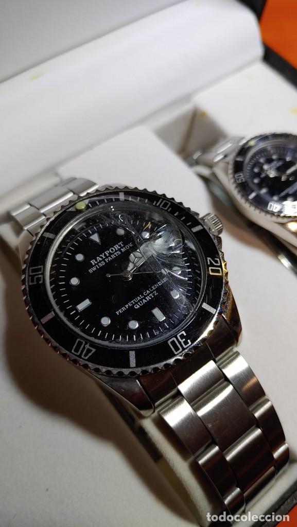 Vintage: 2 Relojes de pulsera VINTAGE - Foto 5 - 232002405