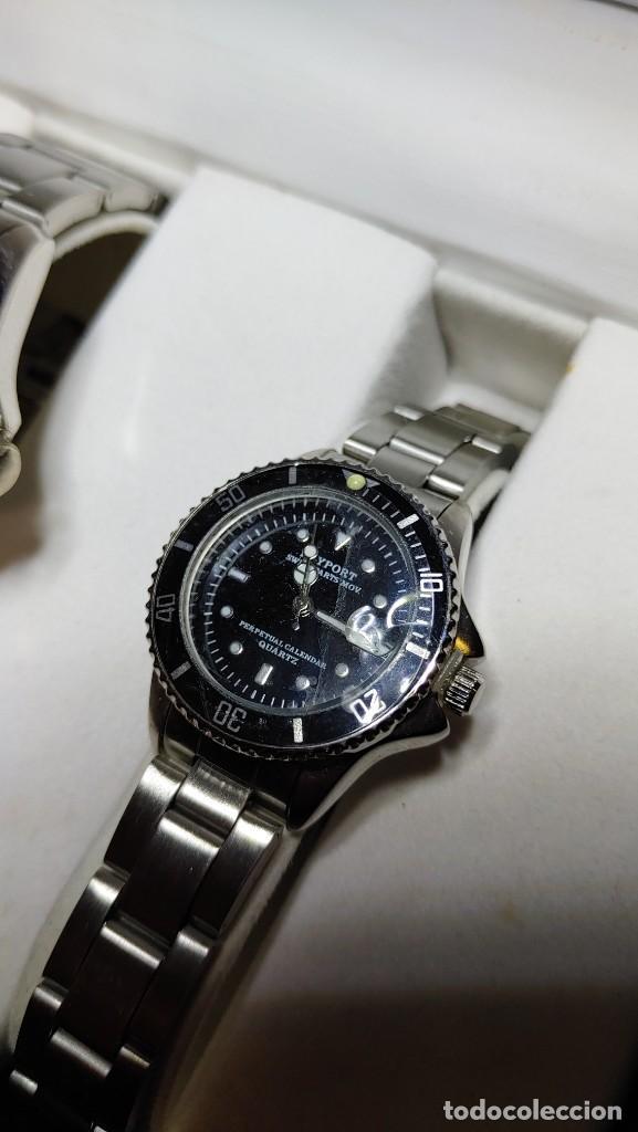 Vintage: 2 Relojes de pulsera VINTAGE - Foto 7 - 232002405