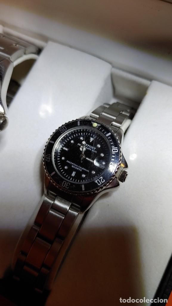 Vintage: 2 Relojes de pulsera VINTAGE - Foto 8 - 232002405