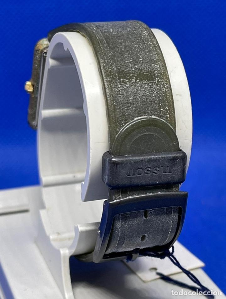 Vintage: Reloj Tissot Two time no funciona - Foto 5 - 234773780