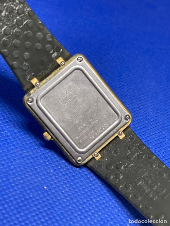 Vintage: Reloj Tissot Two time no funciona - Foto 6 - 234773780