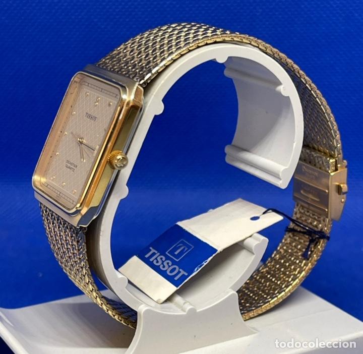 Vintage: Reloj Tissot Seastar vintage no funciona antiguo stock - Foto 4 - 234777740