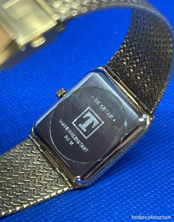 Vintage: Reloj Tissot Seastar vintage no funciona antiguo stock - Foto 9 - 234777740