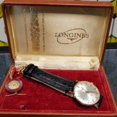 Vintage: LONGINES DE ORO CALIBRE 420 SIN USO. Lote 234997205
