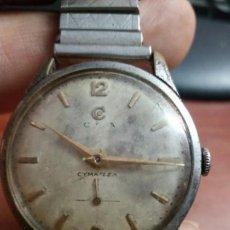 Vintage: RELOJ CABALLERO CYMA TAVANNES 1ER MODELO. Lote 236525935