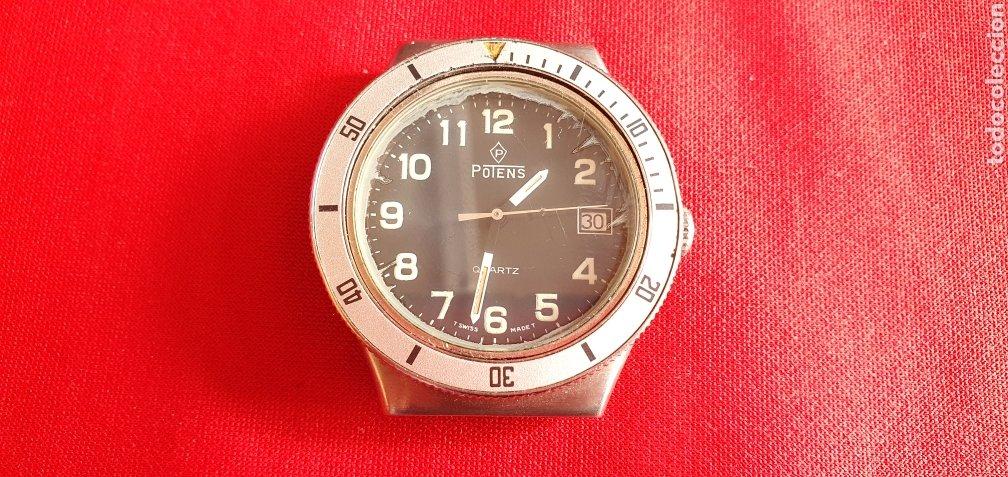 RELOJ POTENS DE CUARZO.MIDE 37MM DIAMETRO (Relojes - Relojes Vintage )