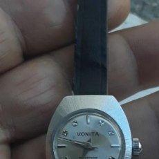 Vintage: RELOJ SEÑORA VONITA.MUY RARO..NOS. Lote 236550015