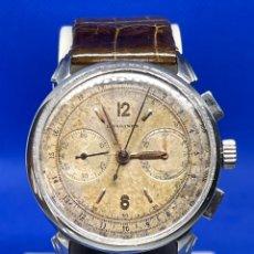 Vintage: RELOJ LONGINES CHRONOGRAFO CAL 13ZN AÑOS 40 LEER DESCRIPCIÓN. Lote 237595295